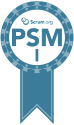 Professional Scrum Master I Certification
